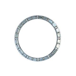 【オーダー品】ロレックス デイトジャスト デイデイト アフターバケットダイヤベゼル K18 VSクラス 天然ダイヤ
