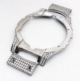 【オーダー品】HUBLOT ウブロ ビッグバン用 オールダイヤ アフターダイヤ ラグ パーツ モアサナイト  専用工具付き
