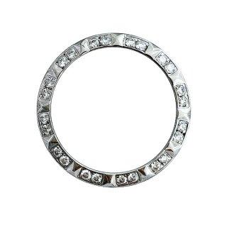 【即納】Rolex ロレックス レディースデイトジャスト 24Pダイヤモンド デイデイト アフターダイヤベゼル