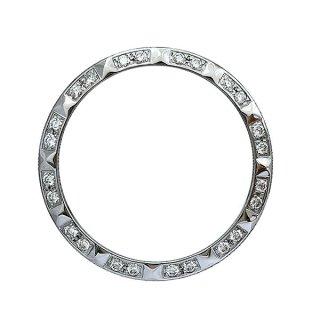 【即納】Rolex ロレックス デイトジャスト メンズ36� 24Pダイヤモンド アフターダイヤベゼル