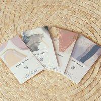香りが試せる、香りカード 4種セット【メール便対応】