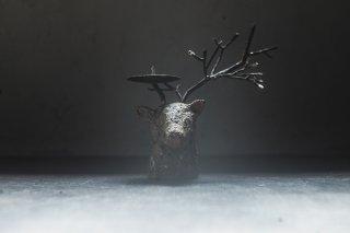 """西野詩織 × 篠原智之 """" omo-yai """" 「森をかける」"""
