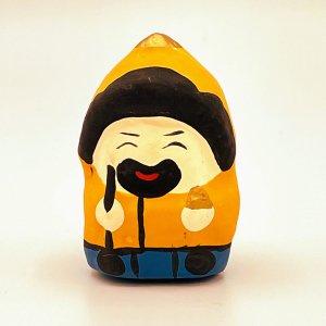 毘沙門天(びしゃもんてん)のお人形