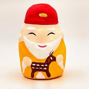 寿老人(じゅろうじん)のお人形