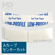 スーパーテープ(薄手タイプ) Aカーブセンターカット x 72枚(2枚 x 36シート)