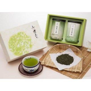 【20%OFF】静岡深蒸し茶・やぶきた茶詰合せ(S-B)