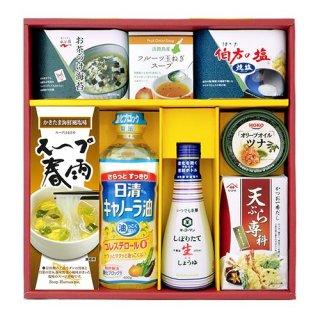 【送料無料】 調味料セレクトギフト ( 21M17-09 )
