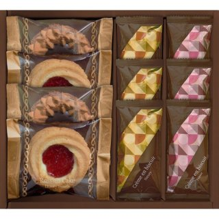ロシアケーキ&焼き菓子セット ( 21A30-02 )