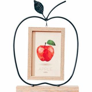 モチーフアイアンフォトフレーム リンゴ(C2059525)