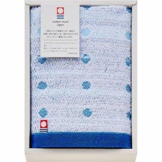 今治 海と空の美しい青のタオル ハンドタオル(B6032535)