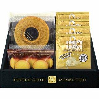Cafe Etoile ドトールコーヒー&バウムクーヘンセット(B6053537)