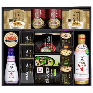 キッコーマン生しょうゆ&ニッスイかに缶詰合せ(B6139525)
