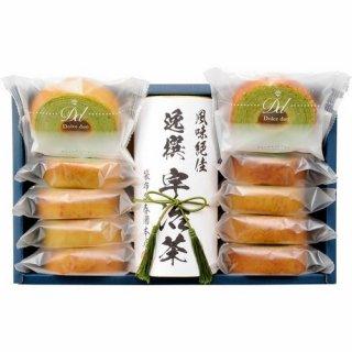 袋布向春園本店 日本茶こだわりセット 雅(B6107605)