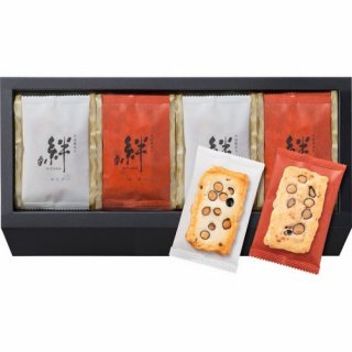 百菓匠まえだ 丹波黒豆おかき 絆(B6072620)