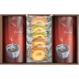 2層バームクーヘン&コーヒーセット(L5146529)