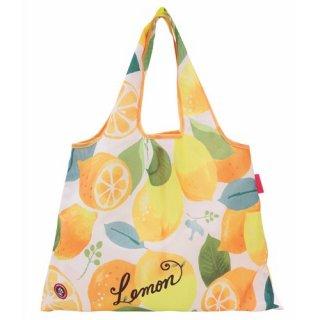 【送料無料】【メール便対応】デザイナーズジャパン ショッピングエコバッグ Lemon(DJQ-10918-PO)
