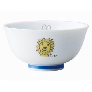 ミッフィーイングレーズ どうぶつ 茶碗(429101)