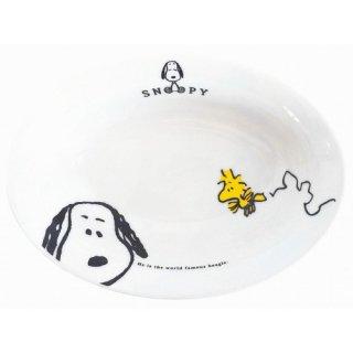 スヌーピー JOY カレー皿(606133)