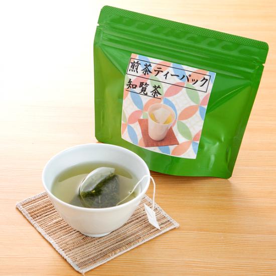煎茶ティーパック(3g×10個入り)