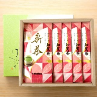 ギフト 知覧茶 煎茶100g×5本セット 【K-5】