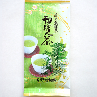 玄米茶  煎茶 A-ロ 100g