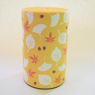 茶器・雑貨 和紙缶 いちょう