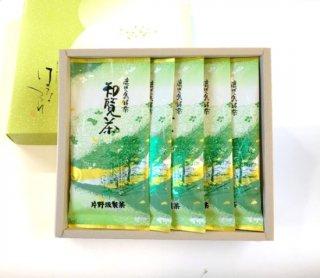 5000円〜 【K-14】 煎茶「知覧みどり」100g×5本セット