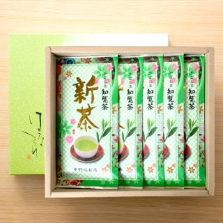 5000円〜  煎茶「知覧茶」100g×5本セット  【K-14】