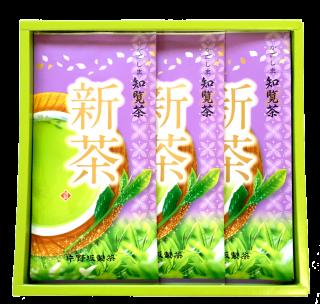 ギフト 【K-87】 知覧茶100g×3本