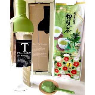 3000円〜5000円 知覧茶 冷たい緑茶  お茶とボトルのセット