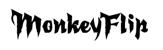 MonkeyFlip web store