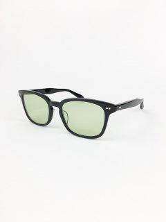 チバユウスケ サングラス Lサイズ BLACK/LIGHT GREEN