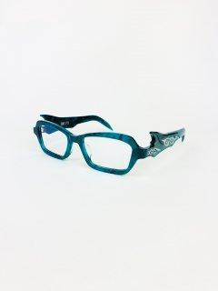 偃月(えんげつ) C.5 品緑 ブルーグリーンデミ