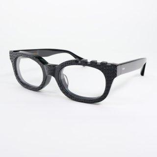 100-ひゃく- ブラック C.1SF(表面加工/フロントカット)