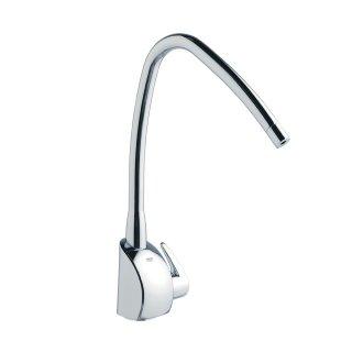 浄水器水栓 浄水器用単水栓(クリンスイ製カートリッジ付)