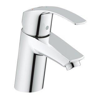 ユーロスマート シングルレバー洗面混合栓 コールドスタート仕様(引棒なし)