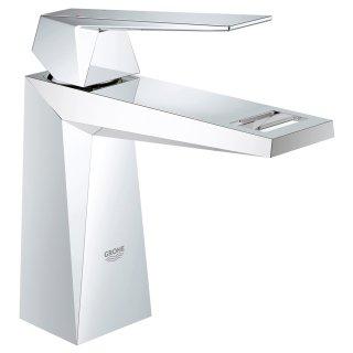 アリュールブリリアント シングルレバー洗面混合栓(引棒なし)