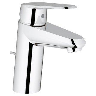 ユーロディスクコスモポリタン シングルレバー洗面混合栓(引棒付)