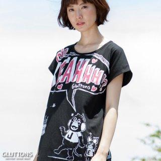 【Gluttons】YEAHHH...!?サプライズ嬉し泣きTシャツ