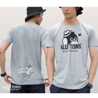 【Gluttons】ダンディージェニファー☆メンズTシャツ