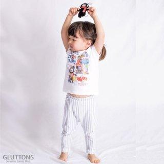 【Gluttons】PARIでお買い物!ジェニファーキッズTシャツ