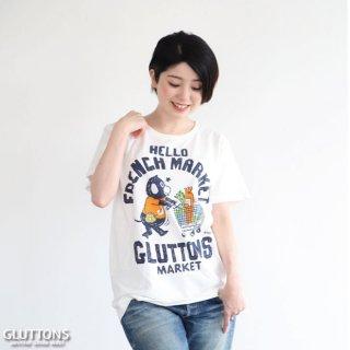 【Gluttons】ハロー!グルトンズマーケットでお買い物☆Tシャツ
