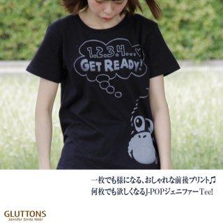 【Gluttons】ジェニファーのJーPOP♪ Tシャツ
