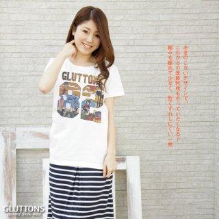 【Gluttons】Jennifer 82夏の思い出♪Tシャツ