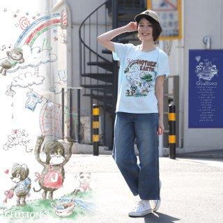 【Gluttons】地球のめぐみ、ありがとう!Tシャツ