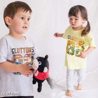 【Gluttons】Jennifer 82夏の思い出♪キッズTシャツ