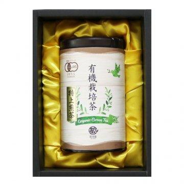 有機栽培茶 有機煎茶