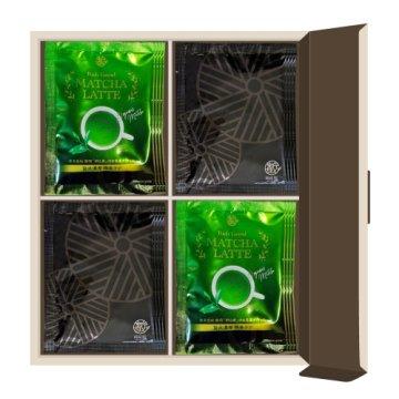 贅沢濃厚 抹茶ラテ アソート|16P