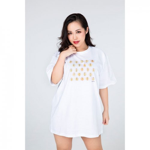 ★ NEW ★【T-shirt】緊縛アートTシャツ(りんご) / Shibari art T-shirt (Apple)
