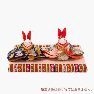 和雑貨 まめ畳(中) 繧繝縁(うんげんべり)【送料無料】